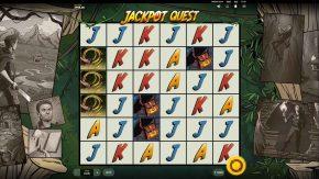 Jackpot Quest Slot Gameplay