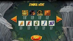 Jackpot Quest Slot Paylines