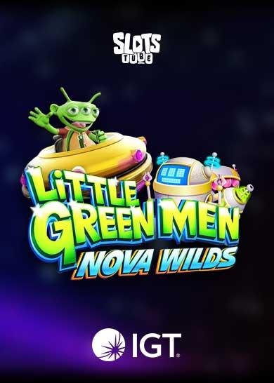 Little Green Men Nova Wilds Free Play