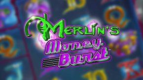 Merlin's Moneyburst Video Slot Review