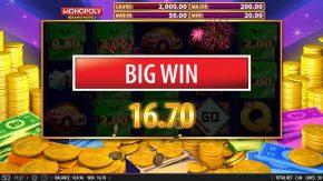 Monopoly Grand Hotel Slot Big Win