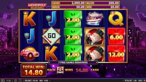 Monopoly Grand Hotel Slot Free Spins