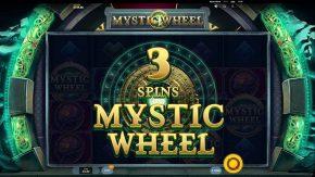 Mystic Wheel Slot Free Spins