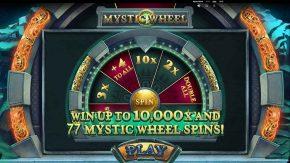 Mystic Wheel Slot Features
