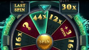 Mystic Wheel Slot Last Spin