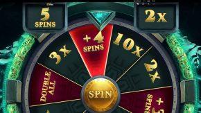 Mystic Wheel Slot Mystery Bonus