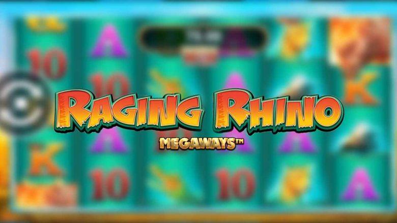 Raging Rhino Megaways Video Slot Review