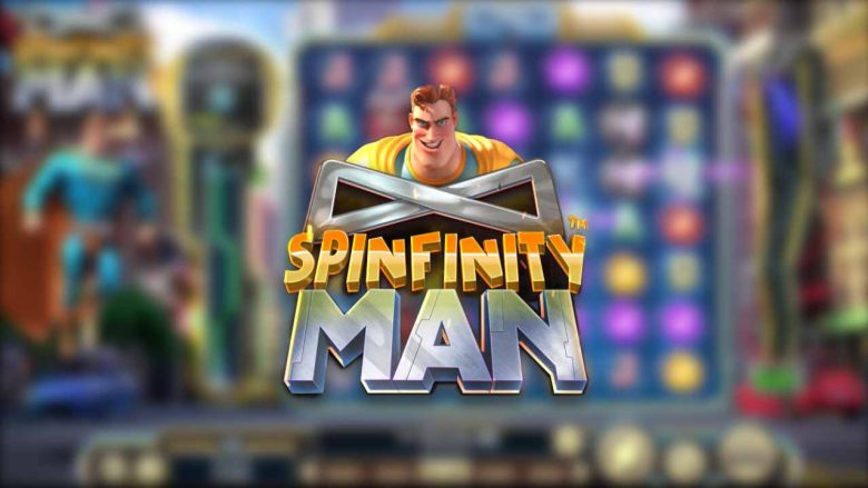Spinfinity Man Video Slot Review
