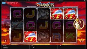 Thundercats Reels of Thundera Free Play Gameplay