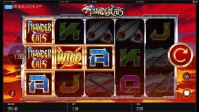 Thundercats Reels of Thundera Free Play Wild Symbols