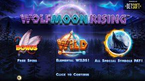 Wolf Moon Rising Main
