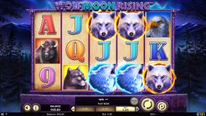 Wolf Moon Rising Rules Game