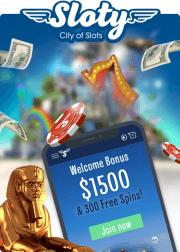 Casino Sloty Review