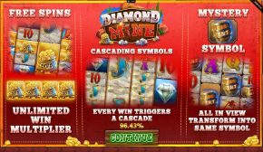 Diamond Mine Megaways Free Play Demo