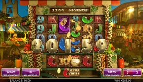 Bonanza 2: Extra Chilli Megaways Free Play Bonus Win