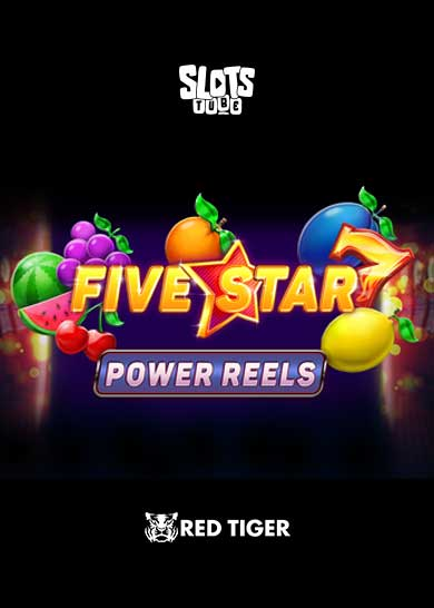 Five Star Power Reels Free Play Demo