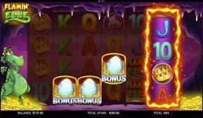 Flamin Elle Slot Bonus