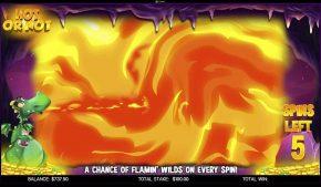Flamin Elle Slot Flames