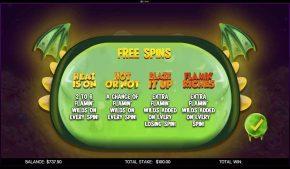 Flamin Elle Slot Free Spins
