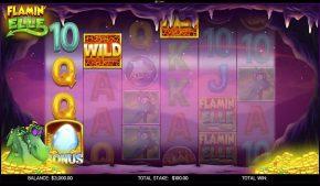 Flamin Elle Slot Gameplay