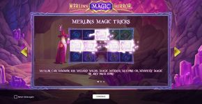 Merlin's Magic Mirror Free Play Magic Tricks