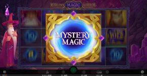 Merlin's Magic Mirror Free Play Mystery Magic