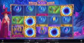 Merlin's Magic Mirror Free Play Spins