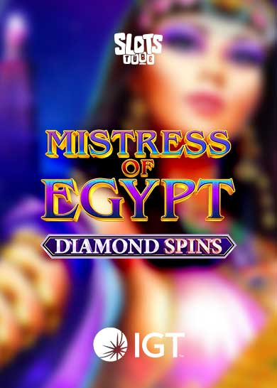Mistress of Egypt Diamond Spins Free Play Demo
