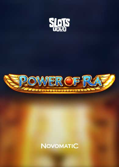 Power of Ra Slot Review