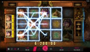 Relic Seekers Slot Full Wilds