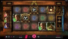 Relic Seekers Slot Review