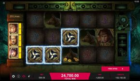 Relic Seekers Slot Scatters