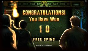Relic Seekers Slot Ten Free Spins