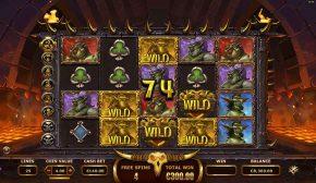 Trolls Bridge 2 Free Play Cauldron Bonus Wilds