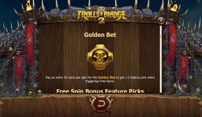 Trolls Bridge 2 Free Play Golden Bet