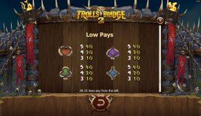 Trolls Bridge 2 Free Play Low Pays
