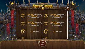Trolls Bridge 2 Free Play Rules