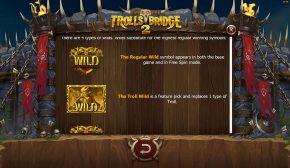 Trolls Bridge 2 Free Play Wilds