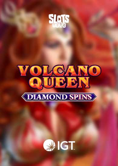 Volcano Qeen Diamond Spins Slot Free Play
