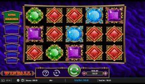 Winfall Slot Diamonds