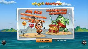 Hugos Adventure Main