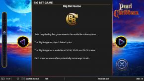 Pearl of the Caribbean big bet game