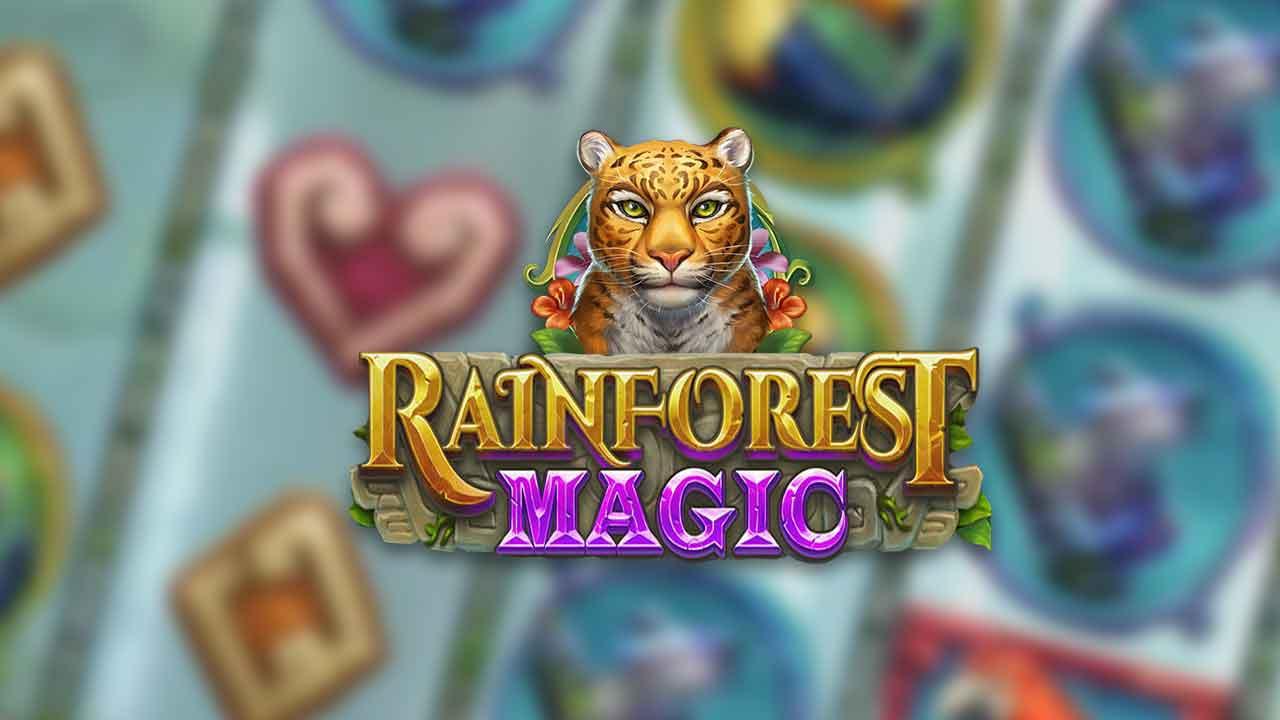 Rainforest Magic slot demo