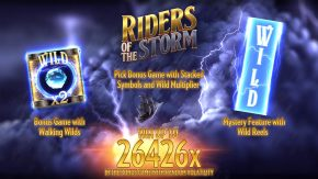 Riders of the Storm game rules