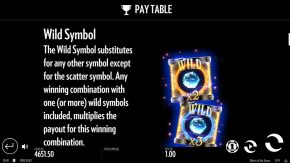Riders of the Storm game rules wild symbol