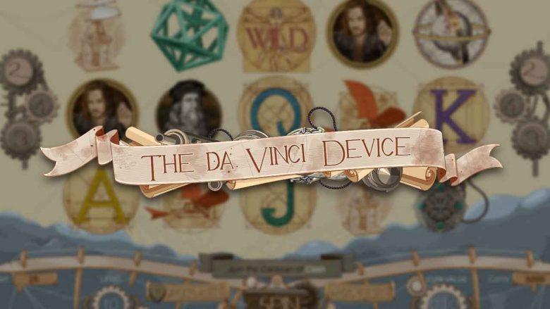 The Da Vinci Device Slot Demo