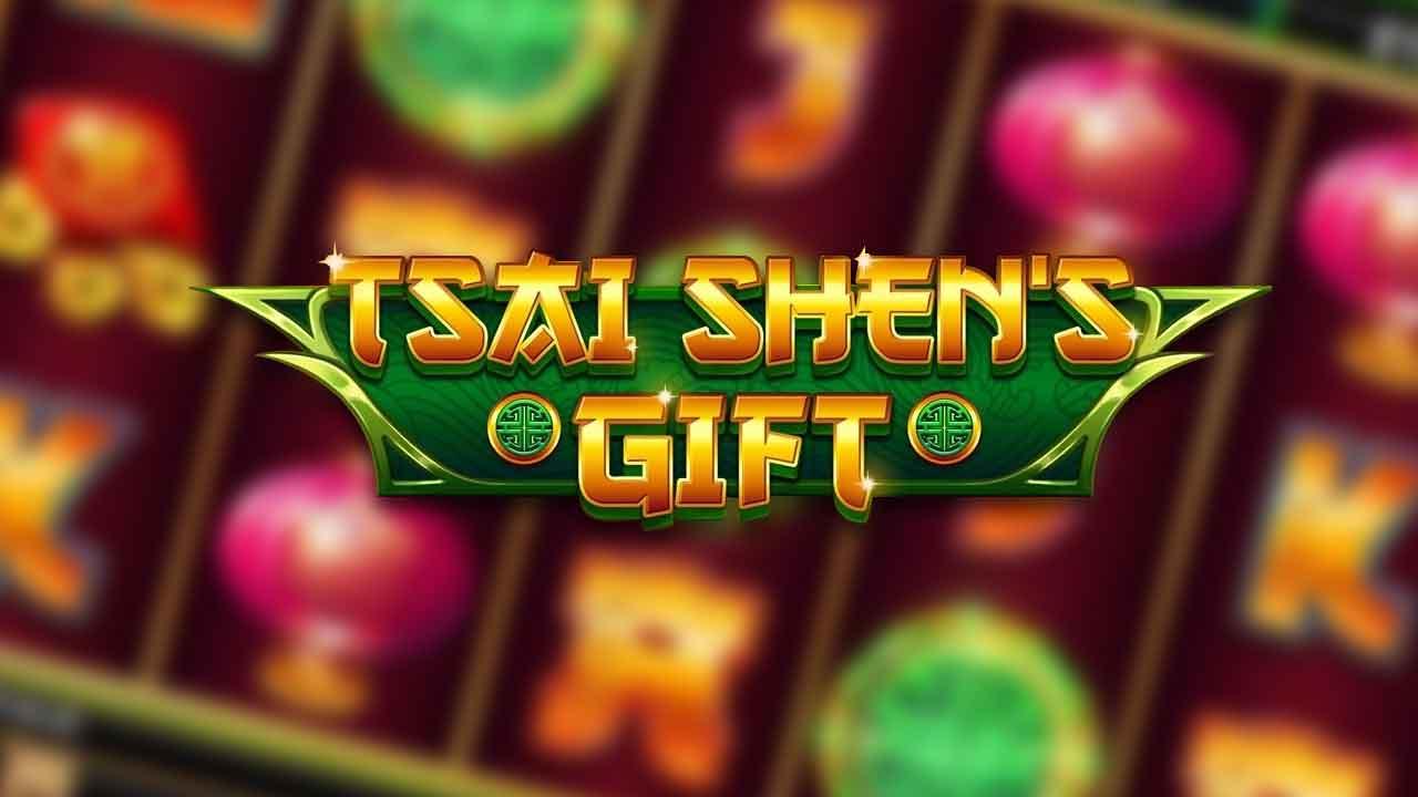 Tsai Shen's Gift Slot Demo
