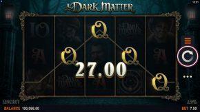A Dark Matter Q Win