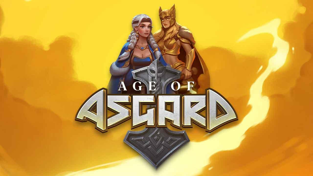 Play the new Age of Asgard Slot at a Variety of Yggdrasil Gaming Casinos