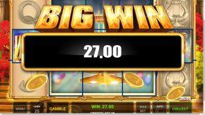 Almighty Jackpots Garden of Persephone Wild Big Win
